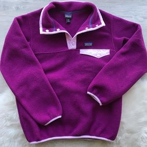 Patagonia Kids Synchilla Snap T